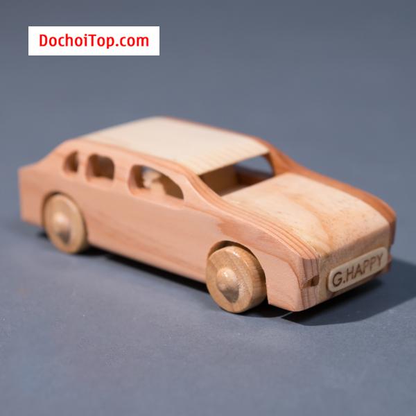 Xe gỗ 4 Chỗ Toyota Camry chính hãng G Happy
