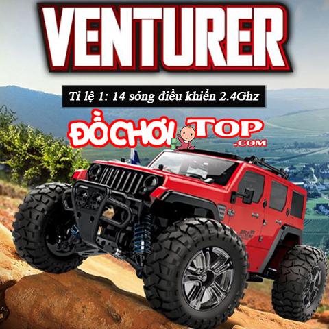 Subotech Venturer – Xe địa hình điều khiển từ xa thiết kế cực ngầu.