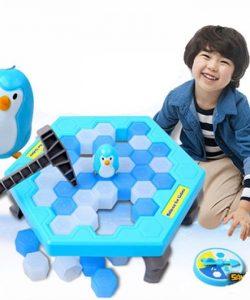 Bộ đồ chơi phá băng chim cánh cụt Balance 1