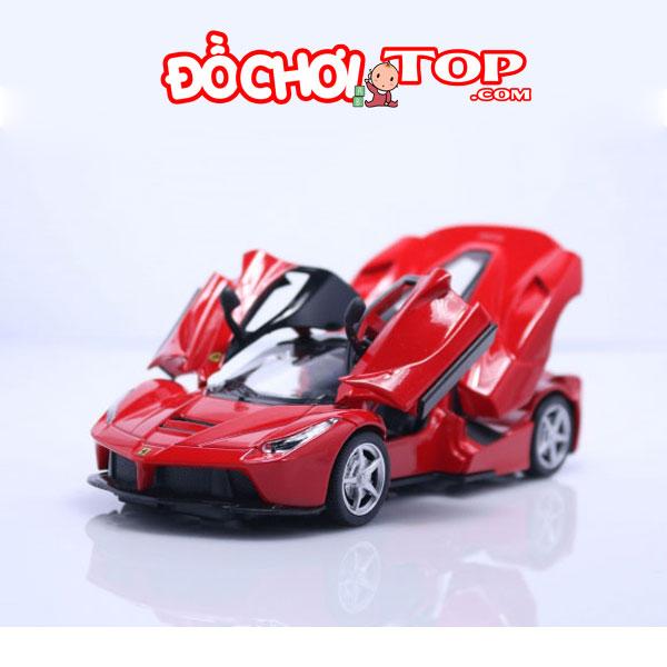 Xe mô hình Ferrari Double Horses 1:32 Chất Liệu Hợp Kim Cao Cấp