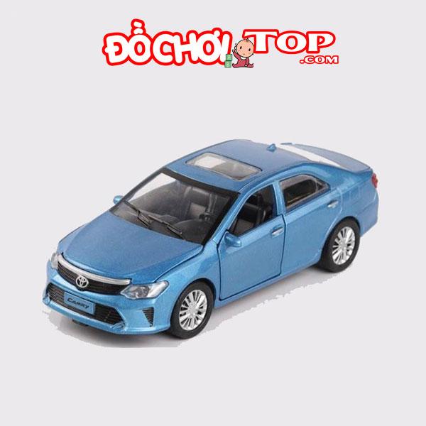 Xe mô hình ô tô Toyota Camry Xanh Tỉ lệ 1:32 – Hợp Kim Cao Cấp