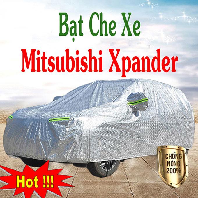 Bạt phủ Xe Xpander 3 Lớp Cao Cấp – Bạt Trùm xe Chống Nóng Chống Thấm Tuyệt Đối