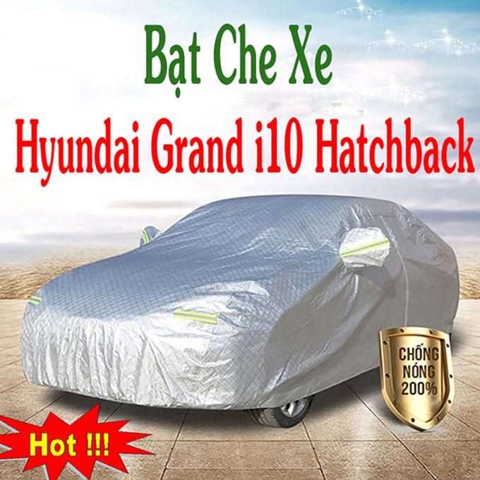 Bạt phủ Xe HatchBack 3 Lớp Cao Cấp – Bạt Trùm xe Chống Nóng Chống Thấm Tuyệt Đối