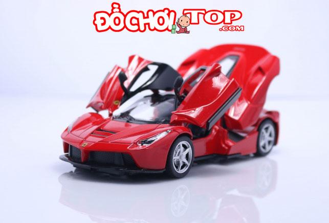 Xe mô hình Ferrari Double Horses 1:32
