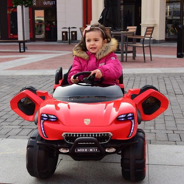 Ô tô điện trẻ em địa hình MDX 911 đẹp xuất sắc