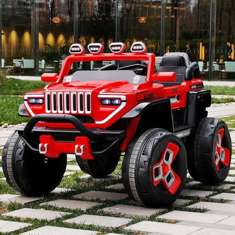 Cực phẩm ô tô điện trẻ em BDQ 1200 SIÊU TO KHỔNG LỒ tải trọng 90kg